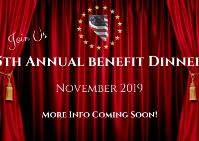 5th Annual Benefit Dinner