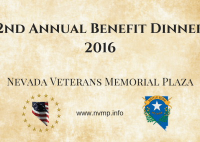 2nd Annual Benefit Dinner